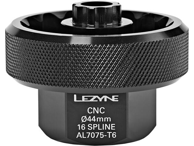 Lezyne BB80/BB5700/BB70/BB51/Enduro CNC Bottom Bracket Tool 44mm, black